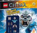LEGO Legends of Chima: Bitwa o Chimę