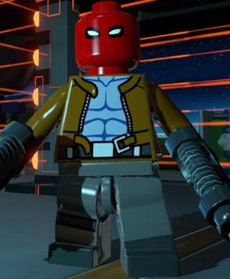 Image - Red Hood (Lego Batman).png - DC Database - Wikia