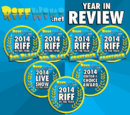 RiffWiki.net 2014 Year in Review