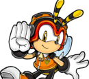 Charmy Bee(Game Universe)