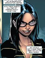 Cindy Moon (Earth-616) from Amazing Spider-Man Vol 3 6 001 - 144px-Cindy_Moon_(Earth-616)_from_Amazing_Spider-Man_Vol_3_6_001