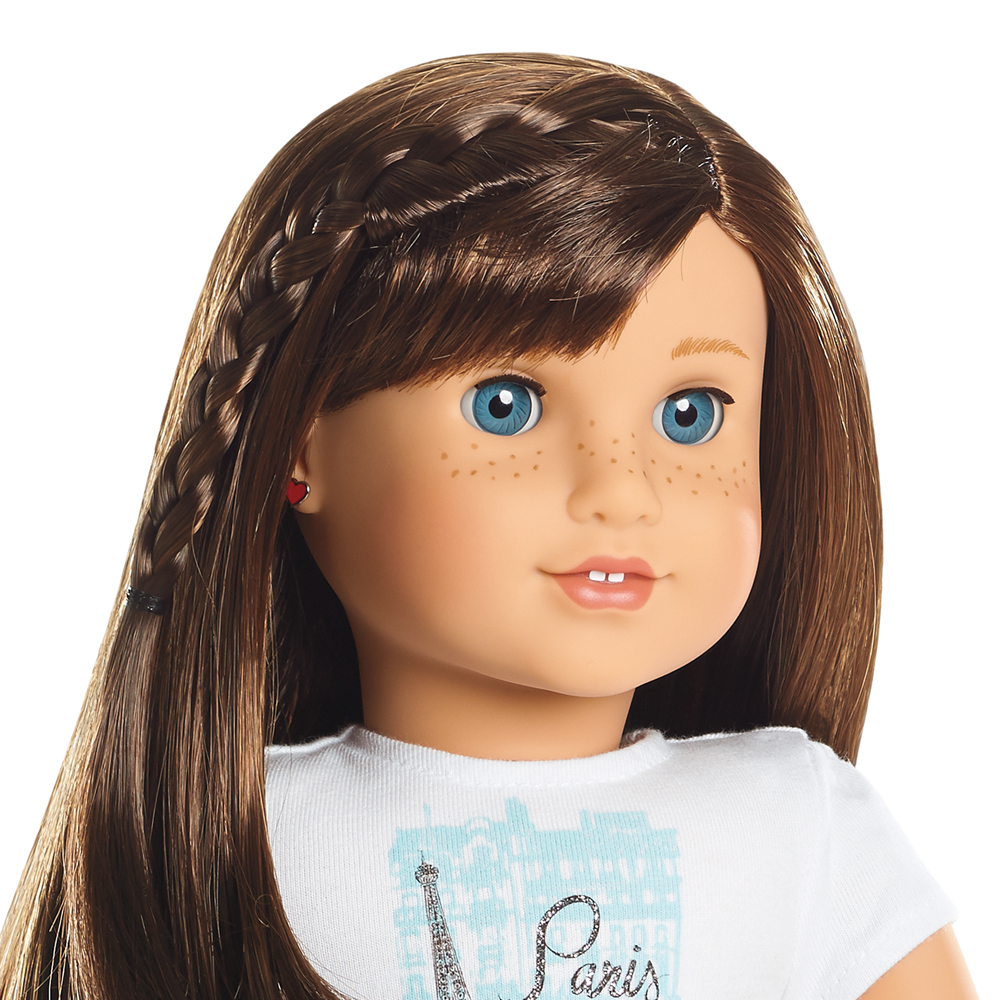 Hairstyles For Grace The American Girl Doll Lissie Lilly Sneak - Doll hairstyles for grace