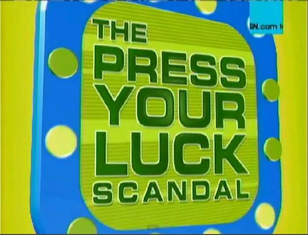 big bucks press your luck - photo #17
