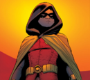 Damian Wayne (Terre Primaire)