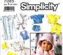 Simplicity 7085 D