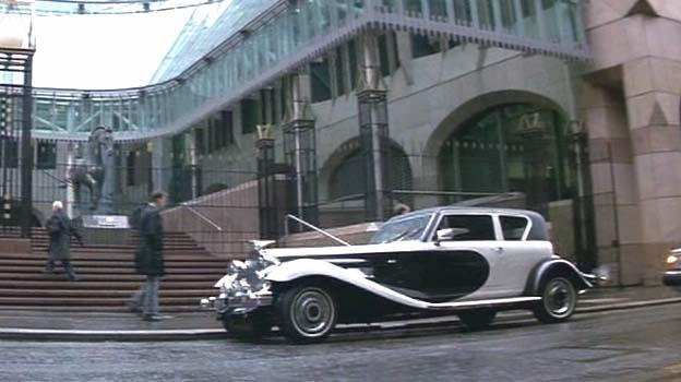 Cruella s Car in the 1996 remake of 101 Dalmatians Cruella Deville Car Disney