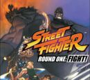Street Fighter - Round One: Fight!
