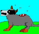 Sheep Dog Zombie