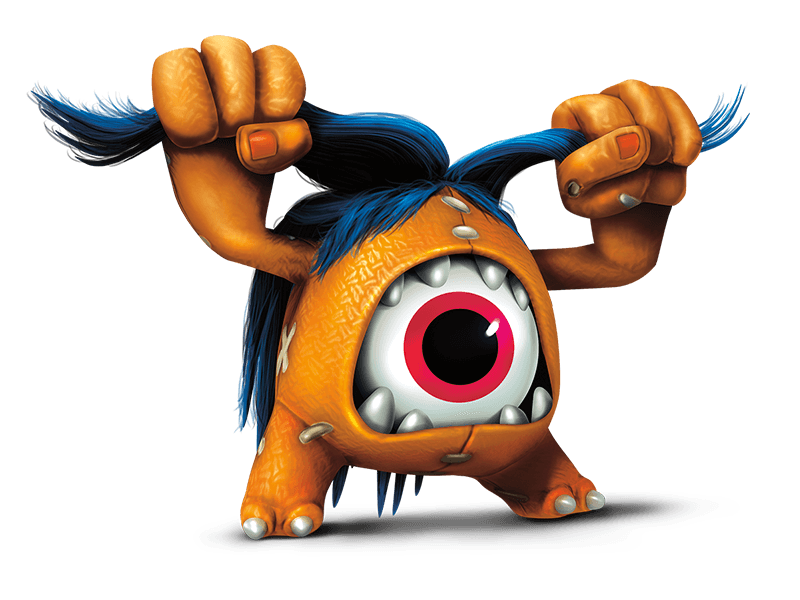Eye Scream Villain Portal Masters Of Skylands Unite