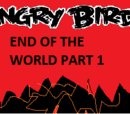 Angry birds end of the world