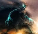Liberação de Nuvem: Queda do Deus do Trovão