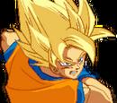 Goku/CHOUJIN's version (Super Saiyan)