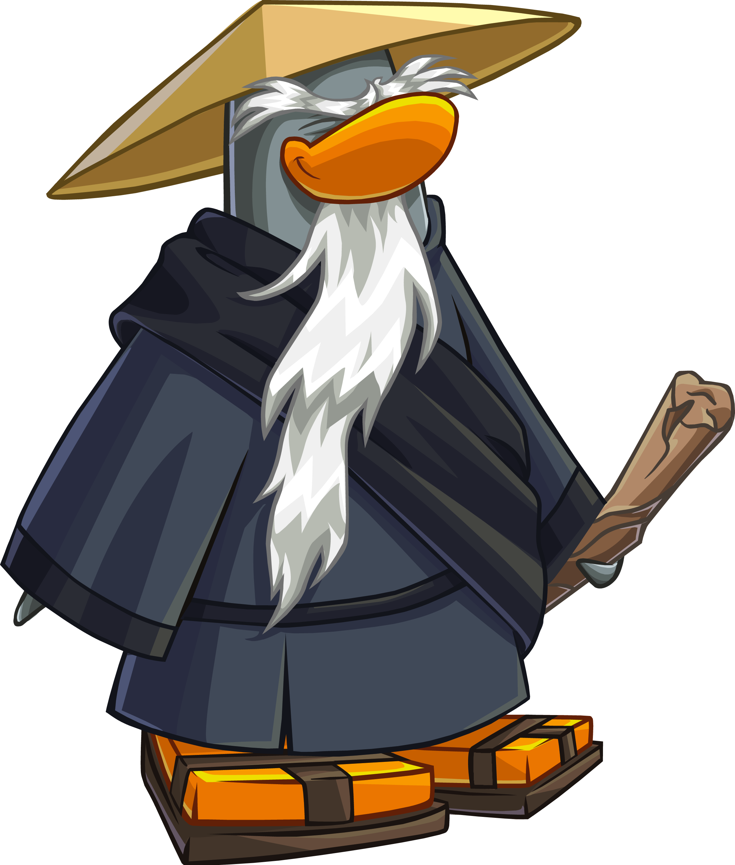 H Club Penguin Sensei - Club P...