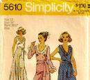 Simplicity 5610 B