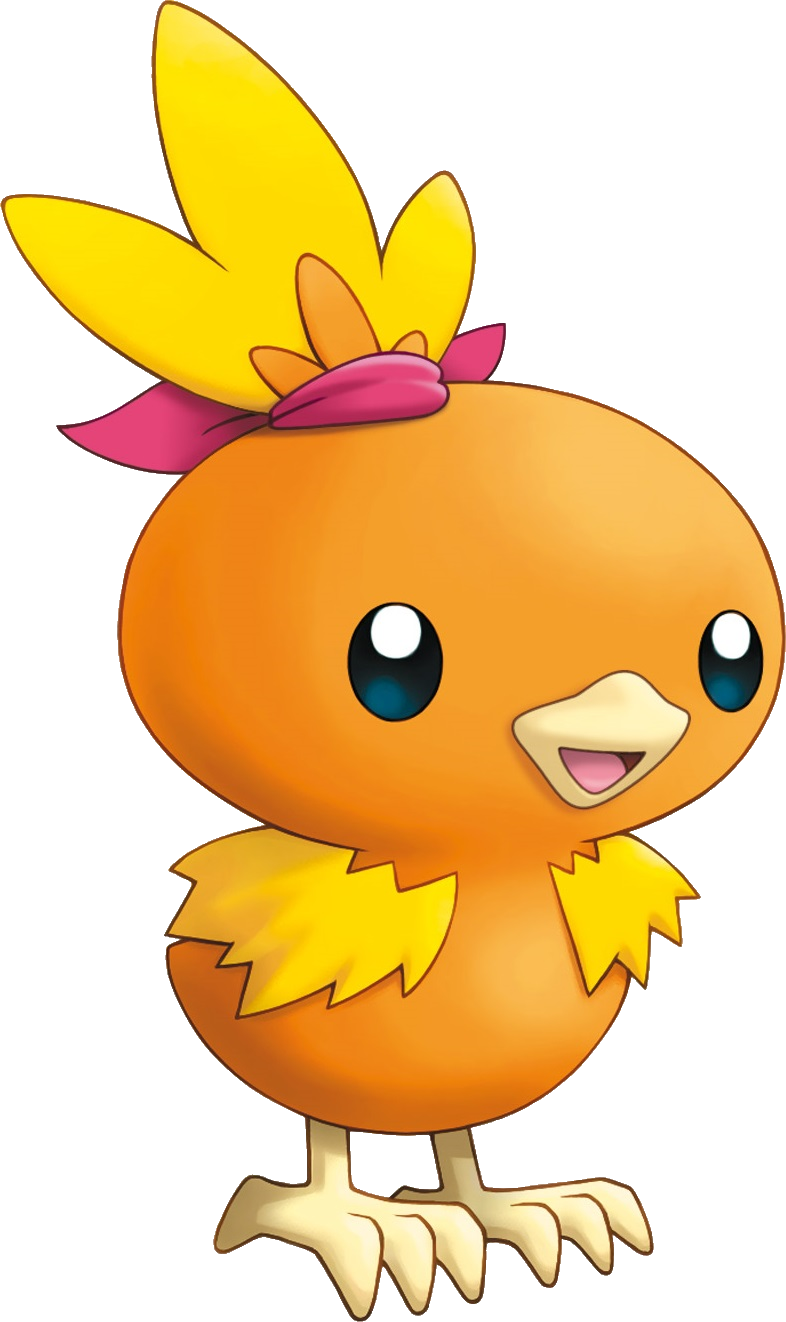 File 255torchic Pokemon Mystery Dungeon Explorers Of Sky Png