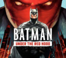 Bruce Timm's Batman: Under the Red Hood