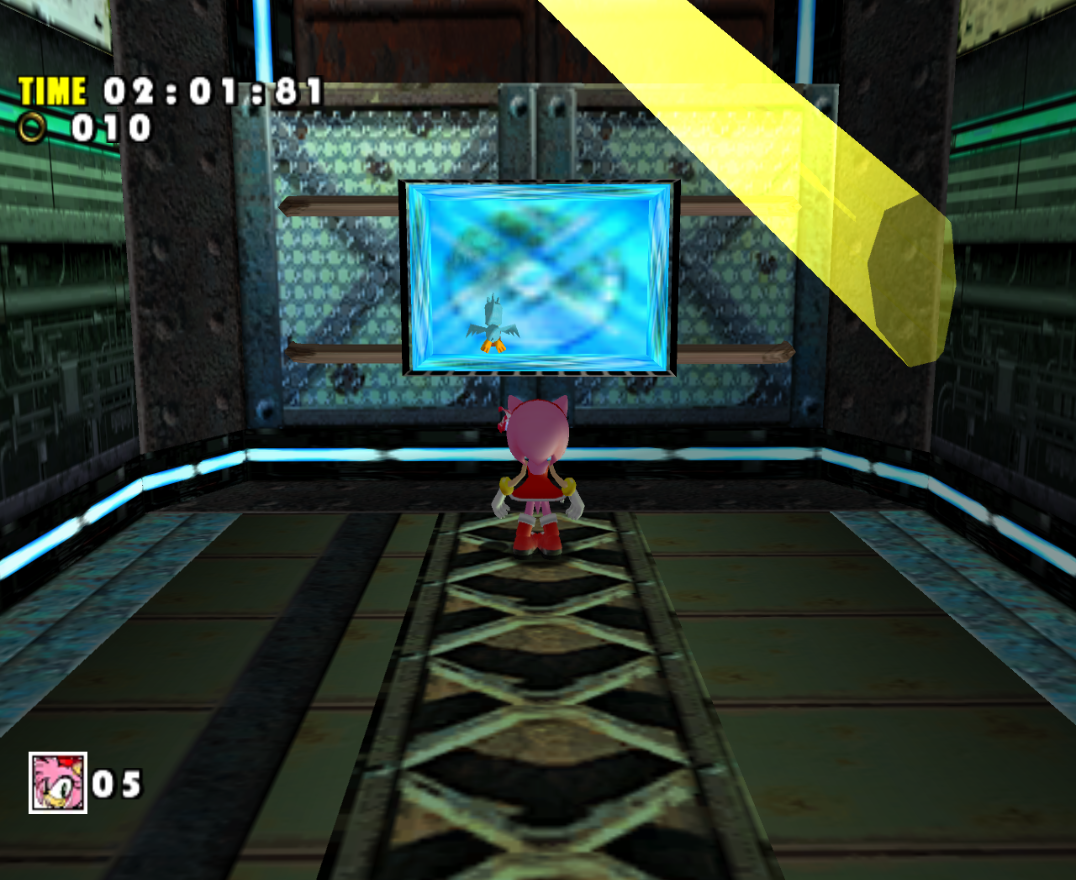 Sonic Adventure Easter Eggs Sonic Adventure Final Egg