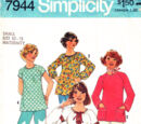 Simplicity 7944 A