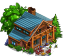 Log Cabin (farmstand)