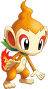 390Chimchar Pokemon Mystery Dungeon Explorers of Sky.png