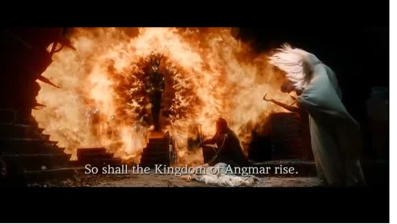 Lord Of The Rings 20 Weirdest Things About Saurons Forms