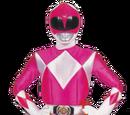 Różowy Wojownik Sentai