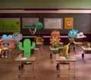Miss Simian's classroom