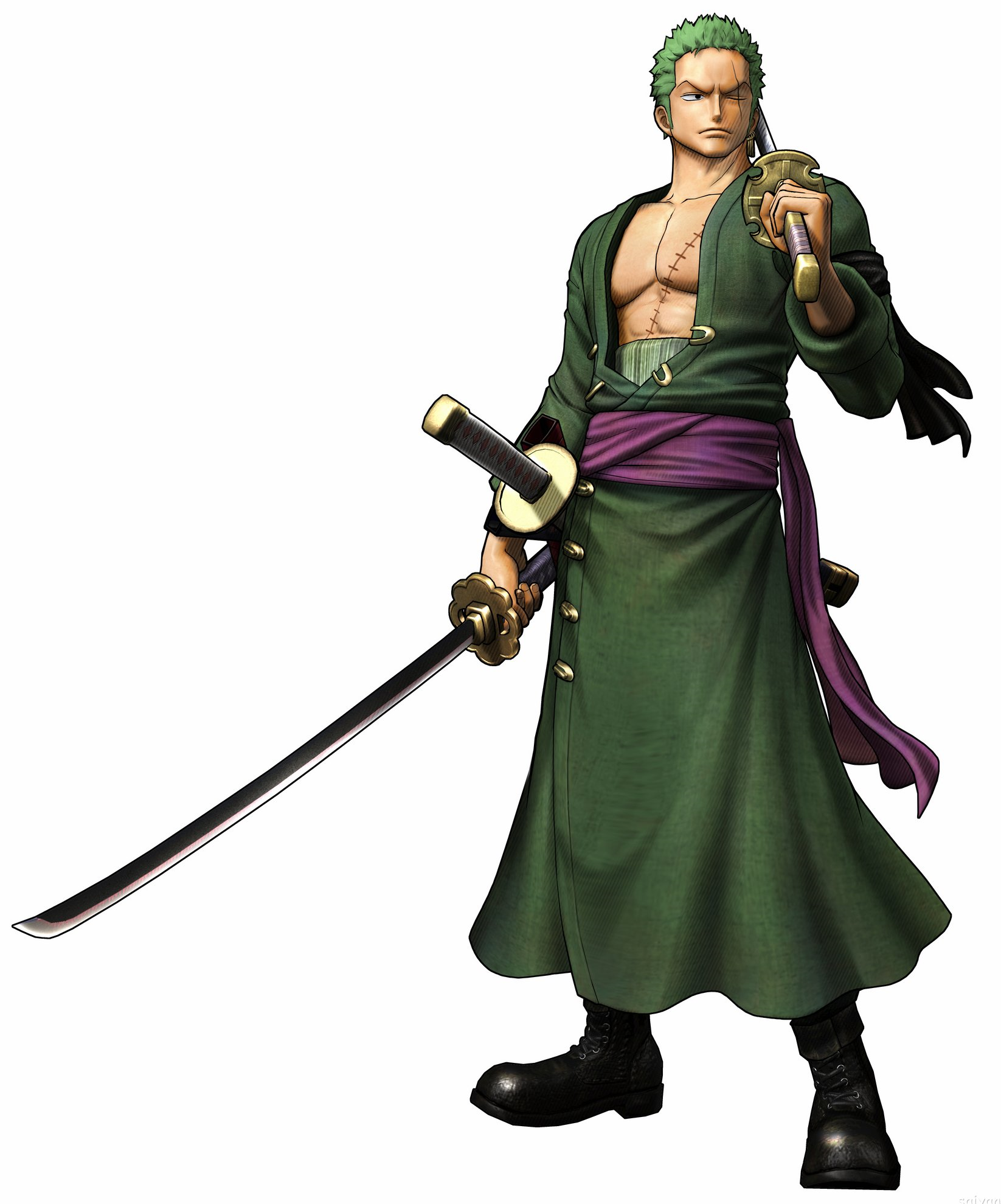 Marco Pirate Warriors 3: Zoro Pirate Warriors 3.png