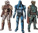 Types of Mandalorian Armor