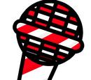 Candycane Microphone