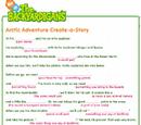 Arctic Adventure Create-a-Story