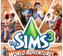 The Sims 3 Plus World Adventures