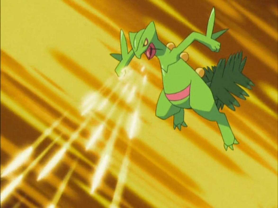 Treecko (Pokémon) - Bulbapedia, the community-driven ...