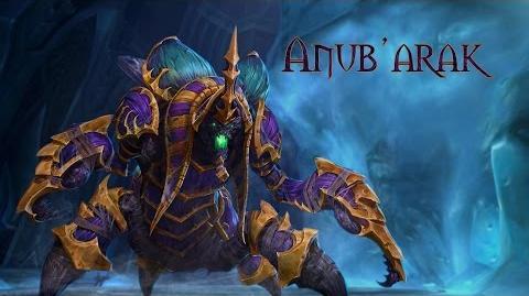Anub'arak fait son trou dans Heroes of the Storm !