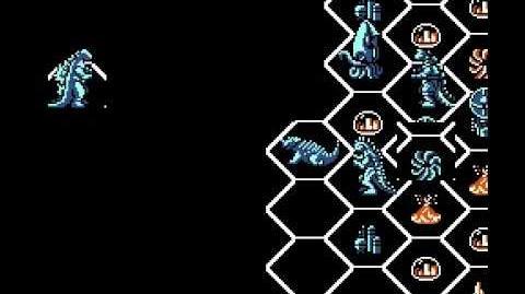 Godzilla Monster of Monsters - GH1D0RA