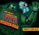 Attack of the Killer Garage Sale