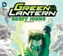 Green Lantern by Geoff Johns Omnibus Vol. 1 (Collected)