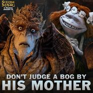 Don t judge a bog by his mother strange magic jpg 151 kb