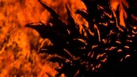 "Godzilla Vs. Megaguirus (2000) Teaser Trailer ""Godzilla 2001"""