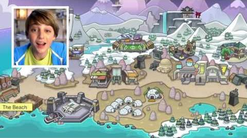 Disney Club Penguin Game On With Dylan Star Wars Rebels