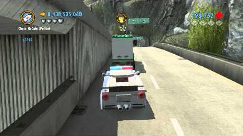 LEGO City Undercover (Wii U) ~ Collectables Guide - LEGO City Airport (Part 4 4)