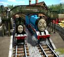 Stacje na kolei North Western Railway
