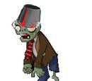Lead Bucket Zombie