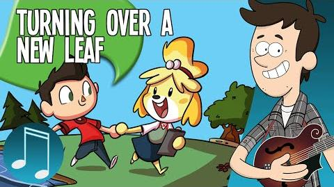 """""""Turning Over a New Leaf"""" - Animal Crossing Song by MandoPony Ft. Emily Jones"""