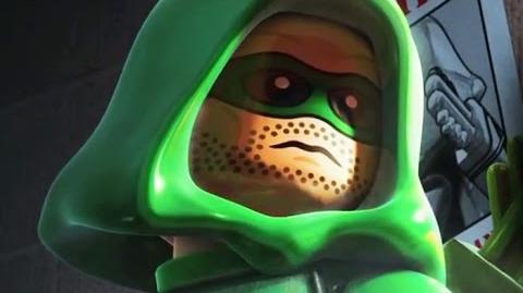 Victor damiãoRS/Batman Lego 3: Personagens The Arrow