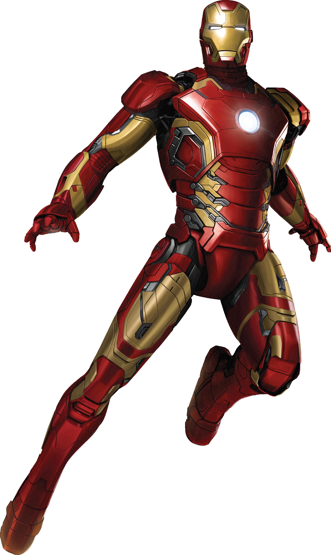 Iron Man Mark 3000 ~ Image iron man aou render disneywiki