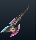 MH4U-Relic Switch Axe 007 Render 001.png