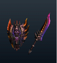 MH4U-Relic Charge Blade 003 Render 002.png