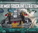 Mission 2: Tremor Track Infiltration