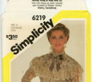 Simplicity 6219 B